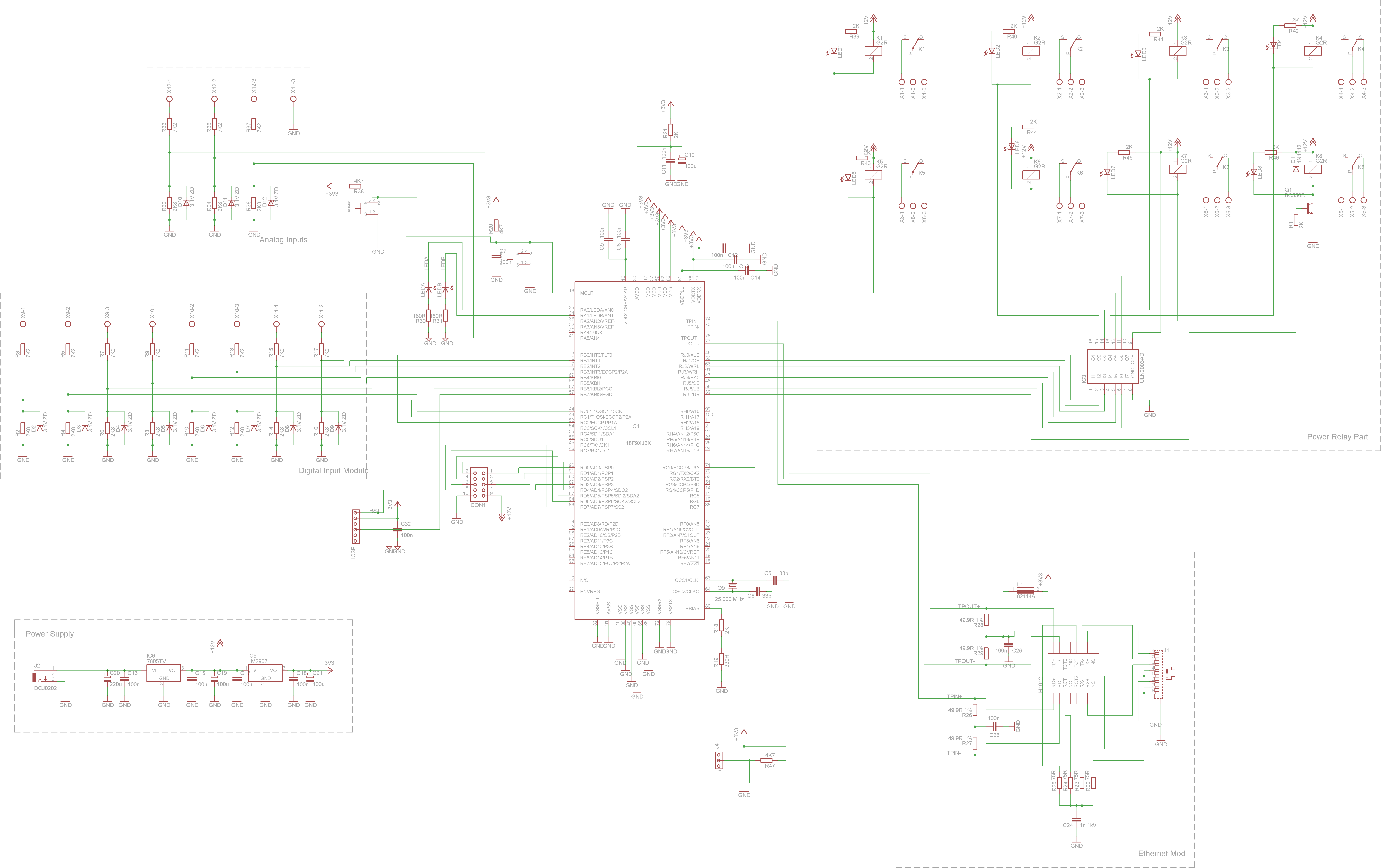 Welcome To Deyan Levskis Web Page Power Relay Ethernet A Schematic Can